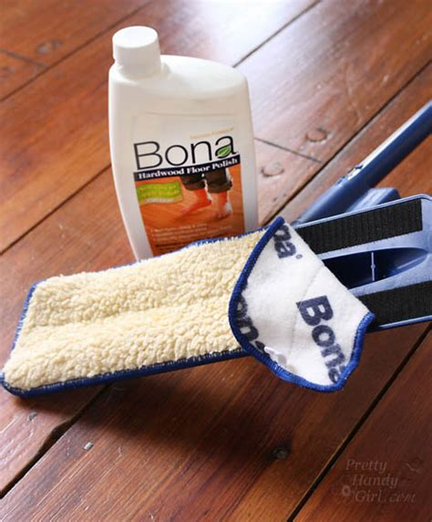 Bona Hardwood Floor Applicator Pad by How To Refinish Wood Floors Without Sanding