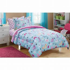 Mainstays, Kids, Puppy, Love, Bed, In, A, Bag, Bedding, Set