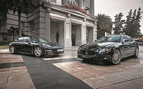 Group Test: 2010 Porsche Panamera 4s Vs 2010 Maserati