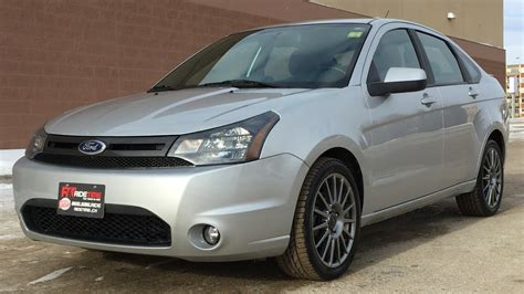 2011 Ford Focus Ses by 2011 Ford Focus Ses Leather Sunroof Alloy Wheels