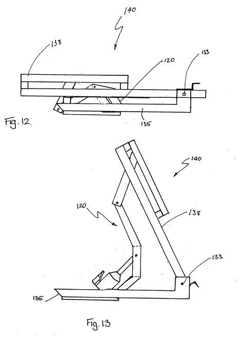 Patent US20070160451 - Small load lifting mechanism