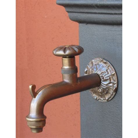 rubinetto fontana rubinetto ottone fontana con portagomma 13907x