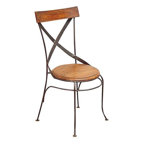 chaises fer forg chaise bistrot en fer forge