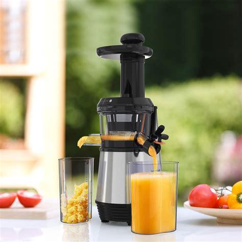 juice juicer machine maker extractor squeezer electric slow homgeek low fruits speed cup juicers brush