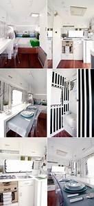 Wohnwagen Gemütlich Einrichten : ich w rde gerne einen wohnwagen remodeln doch das w re cool am liebsten einen airstream ~ Eleganceandgraceweddings.com Haus und Dekorationen