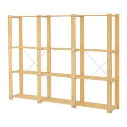 Ikea Sten Regal by Gorm Or Ivar For Freestanding Shelf Ikea Hackers