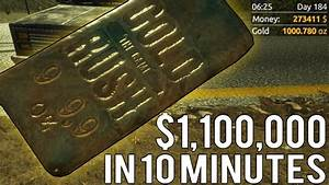 HUGE 1000 oz GOLD BAR WORTH $1,100,000 IN LESS THAN 10 ...