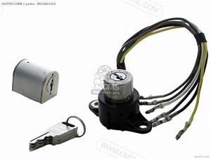 Honda C100 General Export Head Light - Battery