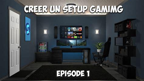 pc de bureau gaming créer un setup gaming 01