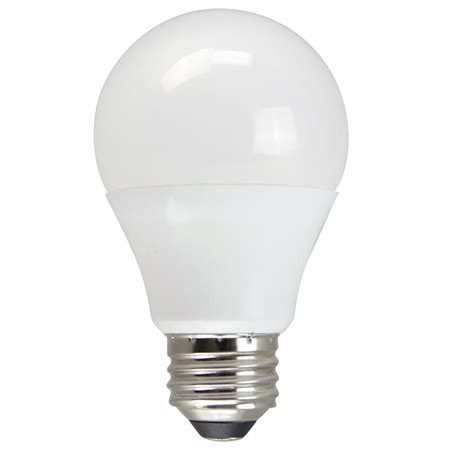 tcp 60w equivalent soft white a19 non dimmable led light