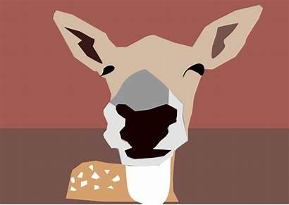 Fallow Deer Clipart Svg