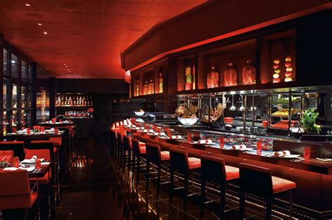 las vegas atelier restaurant  joel robuchon le monde
