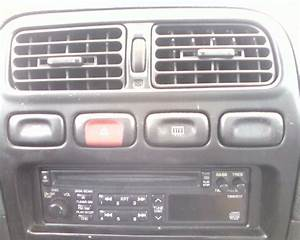 I Have A 1994 Infiniti G20  The 4 Buttons Above The Radio