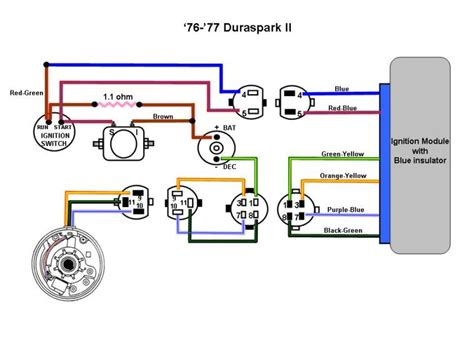 Wiring Diagram Electronic Ignition Ford Truck