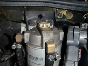 2003 Jeep Liberty Fuel Filter