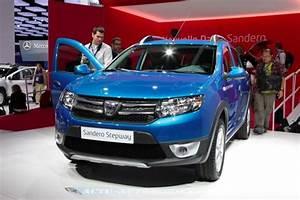 Prix Dacia Sandero Stepway Prestige : les prix de la nouvelle dacia sandero stepway actu automobile ~ Gottalentnigeria.com Avis de Voitures
