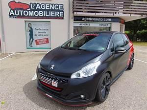 Peugeot 208 Gti Prix : peugeot 208 gti by peugeot sport coupe franche occasion pontarlier pas cher voiture occasion ~ Medecine-chirurgie-esthetiques.com Avis de Voitures
