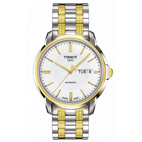 tissot business mechanical with steel band