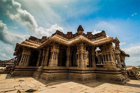 places  visit  hampi  unesco world heritage