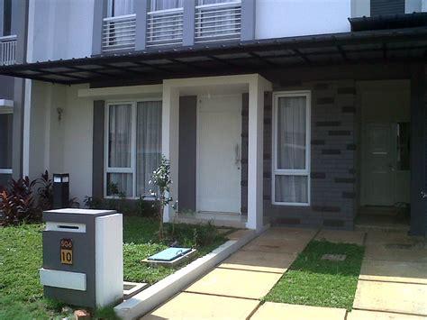 menata taman  rumah minimalis desain tipe rumah