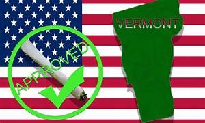 Vermont Senate Passes Bill To Legalize Recreational Marijuana