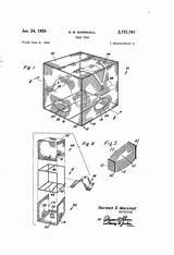 Crab Trap Patent Drawing Visit Camano Island sketch template