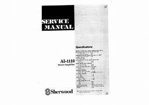 Sherwood Ai-1110