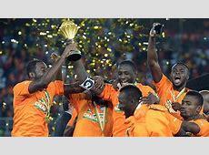 Copa de África Costa de Marfil gana la Copa de África en
