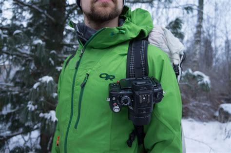 peak design capture clip peak design capture pro clip hiking in finland