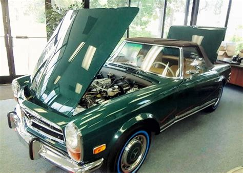 Autoweek may earn money from the links on this page. Best Classic Mercedes Benz Restoration Shop - Automotive Collision Specialists