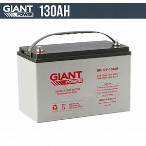 Batterie Agm Camping Car : 130ah deep cycle battery 130ah deep cycle batteries 12v agm deep cycle battery camping marine 4wd ~ Medecine-chirurgie-esthetiques.com Avis de Voitures