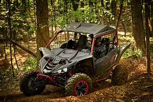 Yamaha Unveils New Yxz1000r Ss With Automatic Clutch