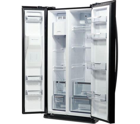 Buy DAEWOO DRQ29DEB American Style Fridge Freezer   Black
