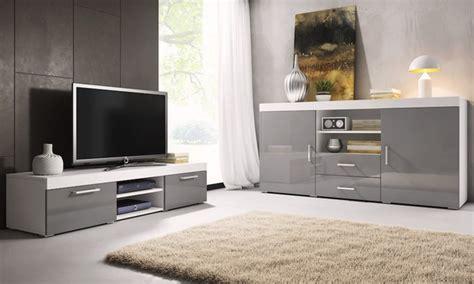 jusqu 224 68 meuble tv buffet mambo groupon