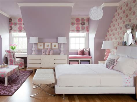 Paint Ideas For Teenage Girl Bedroom White Blue Colors Bed
