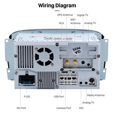 Mercede Radio Wiring Diagram For 2003 by Android 7 1 1 Gps Navigation System For 2001 2004 Mercedes