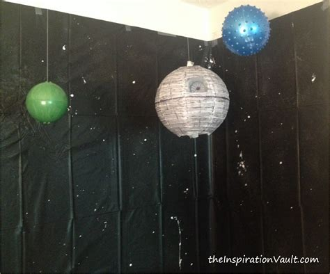 star wars theme party  inspiration vault