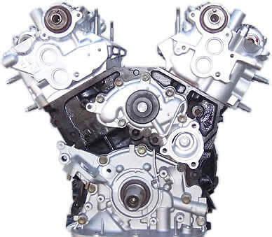 rebuilt   toyota tacoma   vze engine ebay