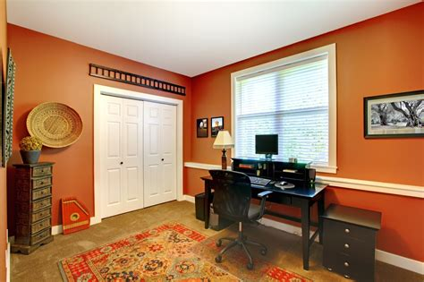 picking the paint color for your home office in st louis kennedy painting