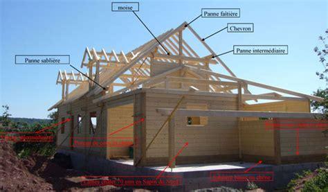 fabrication de maison en bois la maison du bois