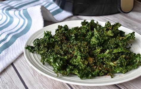 air kale chips fried whole30 carb low fryer ingredients