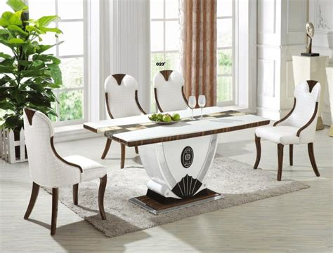 stylish unique dining table with chairs my aashis