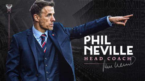 Alba di un nuovo impero? MLS, Phil Neville è il nuovo allenatore dell'Inter Miami
