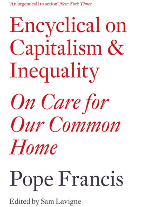Encyclical on Capitalism and Inequality