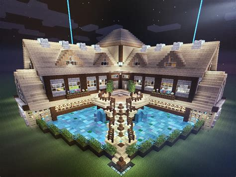 started playing minecraft   decided