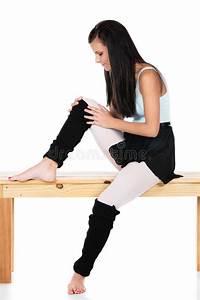 Injured modern dancer stock photo. Image of dance ...