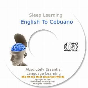 Learn Cebuano While You Sleep – The Official SLEEP ...