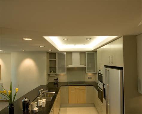 decorating interior decoration with recessed ceiling