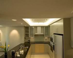 Decorating interior decoration with recessed ceiling for Interior rope lighting ideas