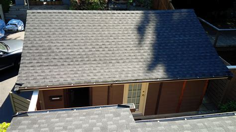 gaf deck armor metal roof commercial new roof 22nd st vancouver roy